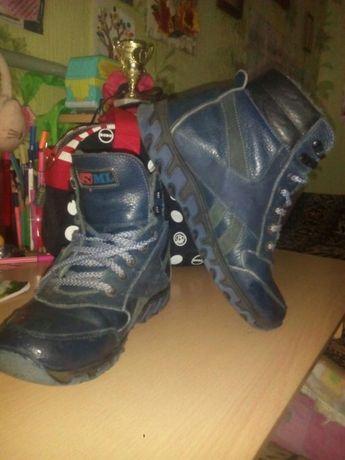 Зимові кросівки для підлітка