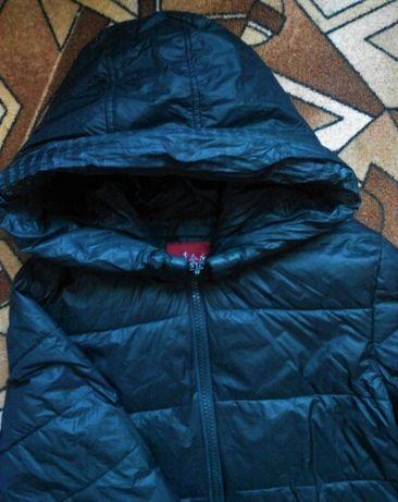 Стильная куртка пальто курточка деми р. S-М