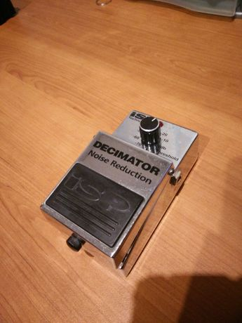 ISP Technologies Decimator Noise Reductor