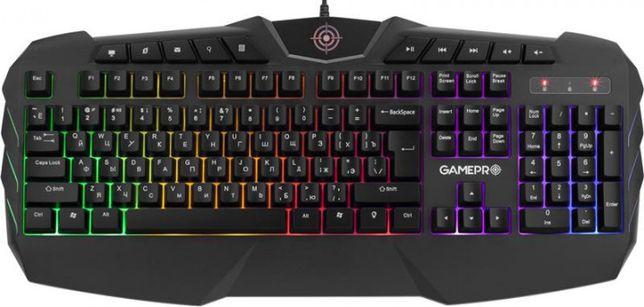 СРОЧНО!!! Клавиатура GamePro Nitro GK532 Black USB бу