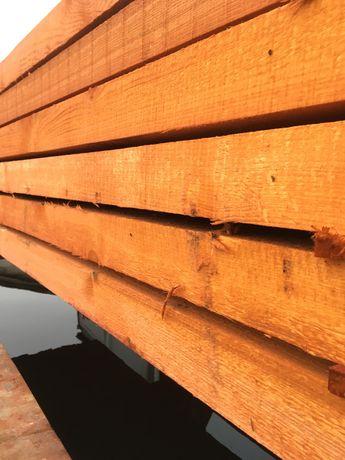 Drewno konstrukcyjne więźba dachowa  łaty deski szalunkowe  budowlane