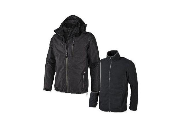 Термо Куртка 3 В 1, С Флисовой Кофтой, Лыжная, М 48-50 Crivit 310129