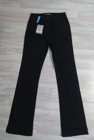 Новые черные женские джинсы стрейч Tu 10L(S)