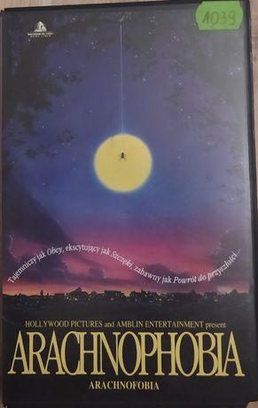 ARACHNOFOBIA !!! Kaseta VHS video !!!