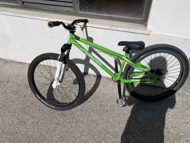 Bicicleta Dirt Jump Subsin Double Evo