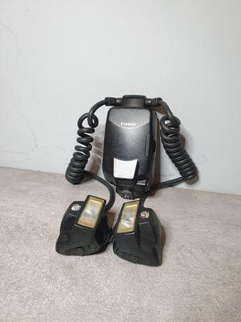 Lampa błyskowa Macro CANON Twin Lite MT-24EX - sprawna, zadbana.