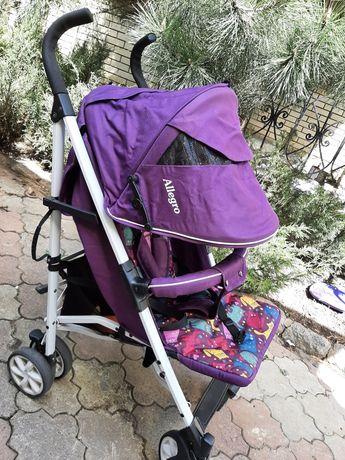 Прогулочная коляска Carrello Allegro Kitty Purple