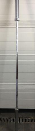 Gryf Olimpijski 220cm 20kg fi 50 Nowy