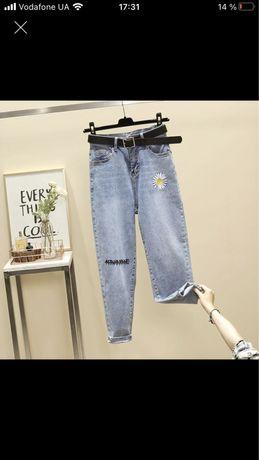 Продам джинсы ХL