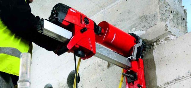 Wiercenie w betonie Cięcie betonu Technika diamentowa Otwory w betonie