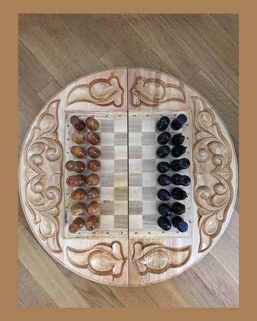 Шахмати ручної роботи