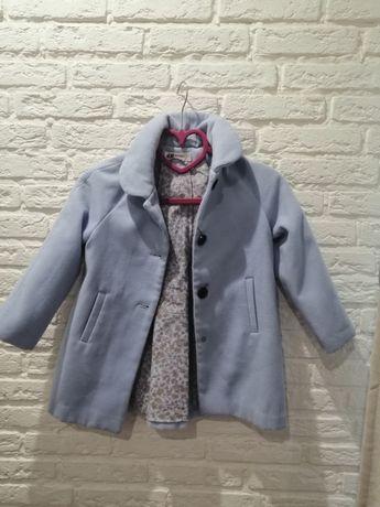 Пальто H&M 110рост