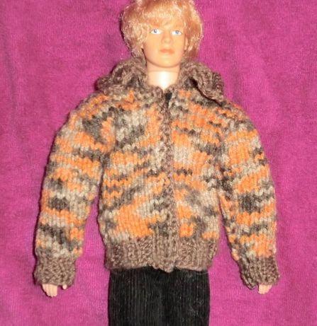 Одежда для куклы Кен.Курточка