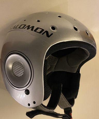 Kask narciarski Salomon XXL Wwa bdb