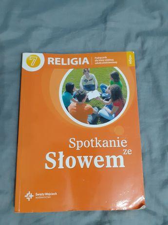 Podręcznik do religii dla klasy 7