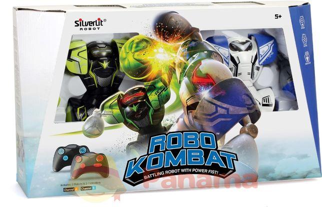 Набор роботов-боксеров ROBO KOMBAT
