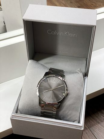 Новые часы Calvin Klein (swiss made)