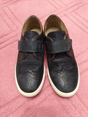 Ортопедические кожаные туфли 36 размер