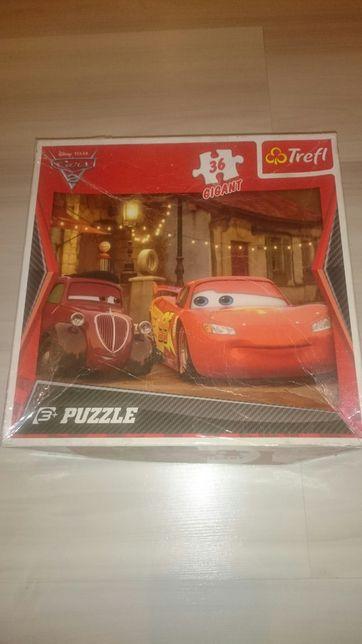 Puzzle Gigant 36szt + drugi maly komplet gratis