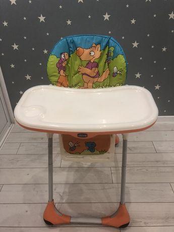 Продам стульчик для кормления Chicco Polly