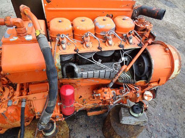 Silnik kompletny Deutz - FAHR 4 CYL