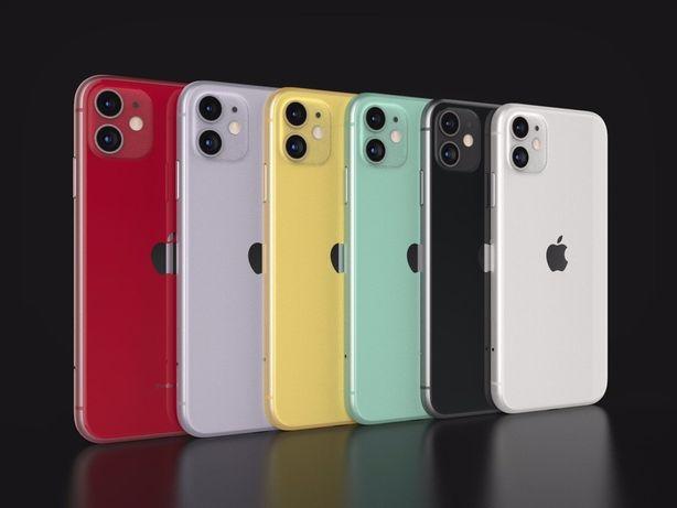 Нові iPhone 11 64gb / 128gb / 256gb  Neverlock всі кольори запако
