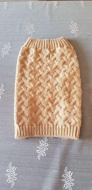 Sweterek dla psa lub kota