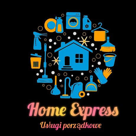 Sprzątanie mieszkań, domów,biur i apartamentów Home Express