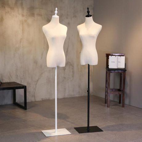Manequins de alfaiate com base