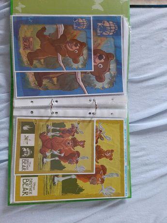 Kartecxki do segregatora