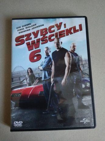 Film dvd Szybcy i wściekli 6
