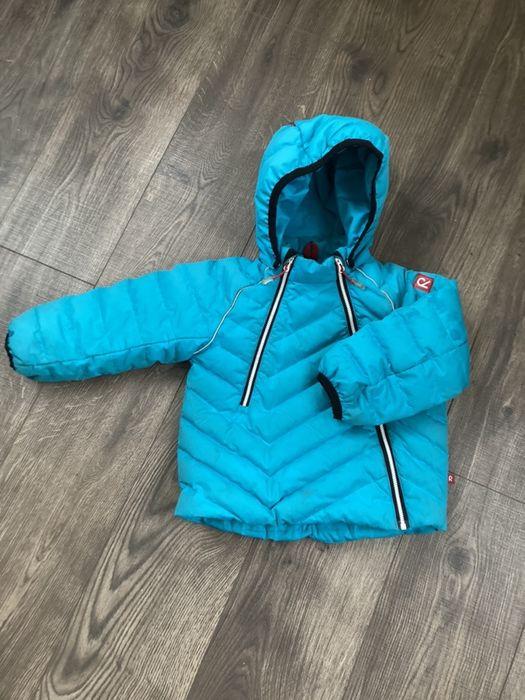 Куртка-пуховик Reima 98+6 Боярка - изображение 1