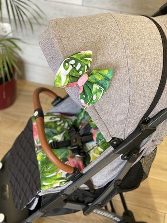 Матрасик в коляску, вкладиш, сумка та інші аксесуари