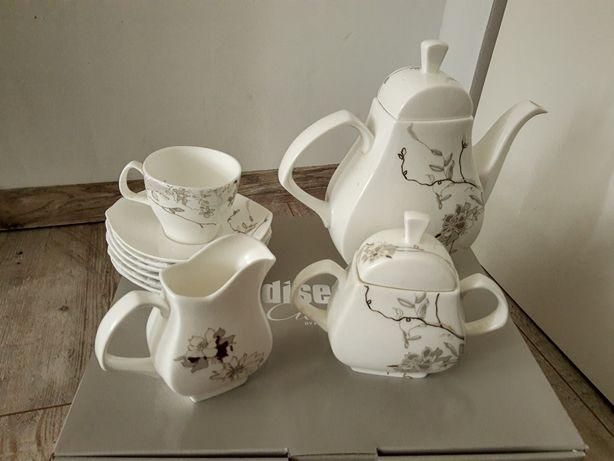 Zestaw porcelanowy kawowy Philipiak