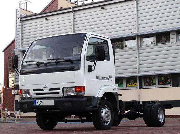 Nissan Cabstar 110D Rama * Import Hiszpania * Zarejestrowany * 3.0D
