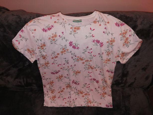 Koszulka w kwiatki dla dziewczynki Dastination