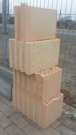Керамічні блоки. Великоформатна цегла.