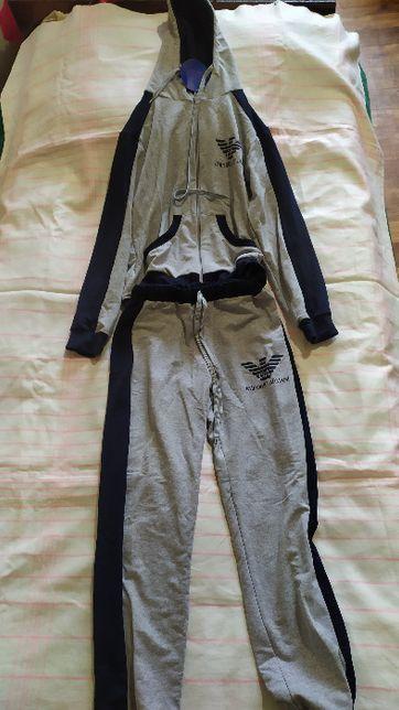 Спортивный костюм мальчик мужчина Новый Доставка