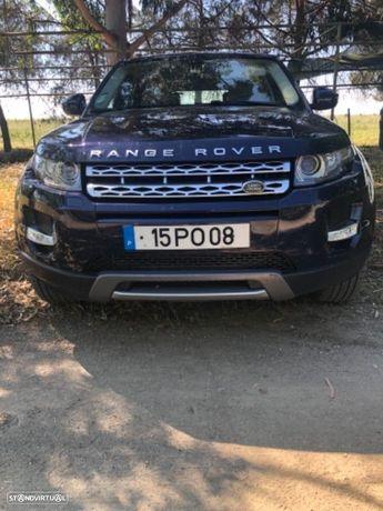 Land Rover Range Rover Evoque 2.2 SD4 Prestige Auto 159g