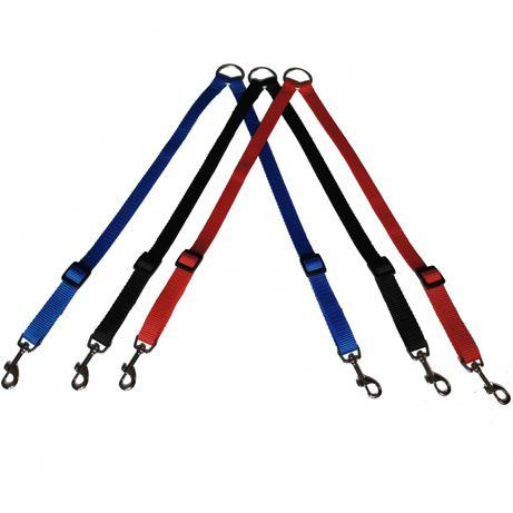 Rozdzielacz dla psa regulowany od 30 cm do 60cm.