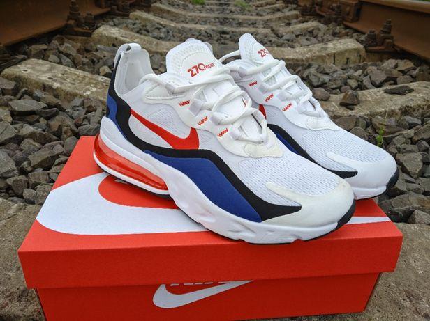 Nike 270 Белые кроссовки 41 42 43 44 45 46 унисекс Мужские