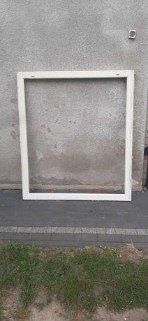 Okno plastikowe PCV jednoskrzydłowe 120 cm x 137 cm