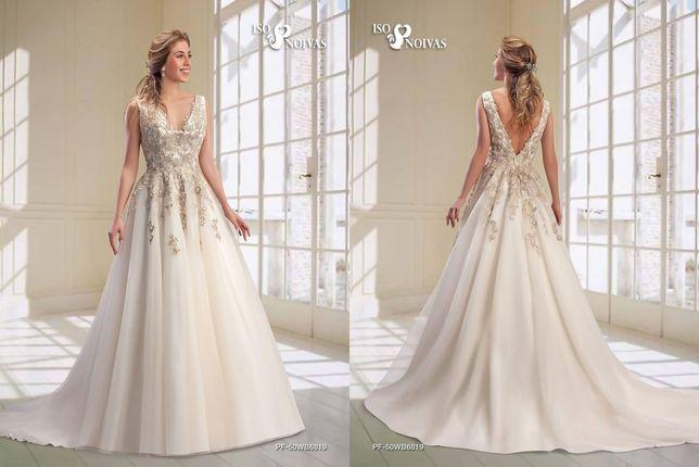 Vestido de noiva ISONOIVAS