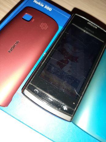 Używana Nokia 500