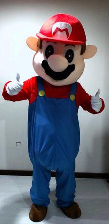 Mascotes Super Mário Unicórnio Minnie Mickey LOL