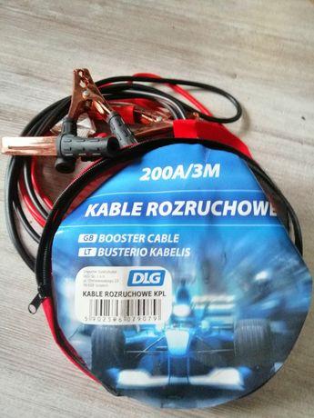 Kable rozruchowe 200 A 3M