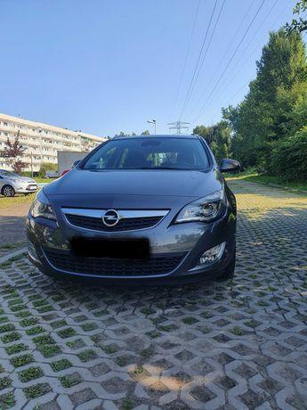 Opel Astra J 1.6Turbo 180km