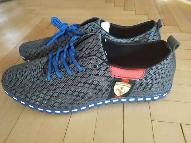Кросівки Кроссовки Спортивні туфлі Спортивная обувь Ferrari