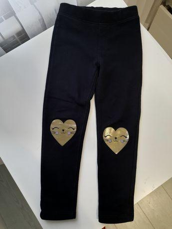 Утеплені лосини легінси штанці джегінси на дівчинку