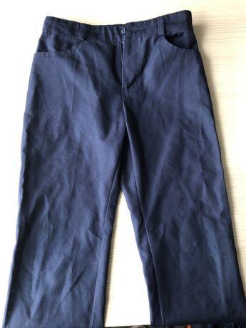 Spodnie chlopiece 122
